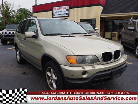 2001 BMW X5 for sale in Cincinnati, OH