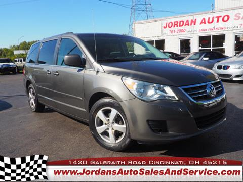 2010 Volkswagen Routan for sale in Cincinnati, OH