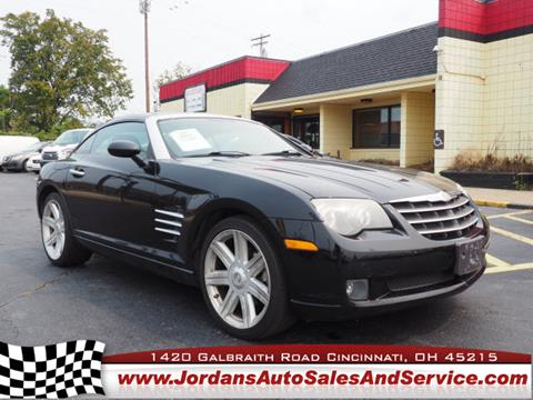 2004 Chrysler Crossfire for sale in Cincinnati, OH