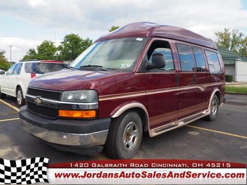 2004 Chevrolet G1500 for sale in Cincinnati, OH