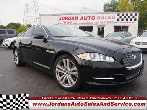 2013 Jaguar XJ for sale in Cincinnati, OH