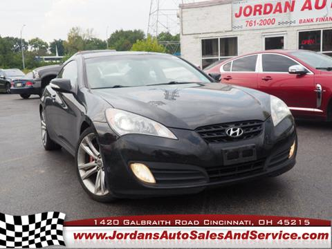2010 Hyundai Genesis Coupe for sale in Cincinnati, OH