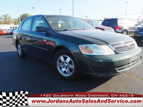 2002 Toyota Avalon for sale in Cincinnati, OH
