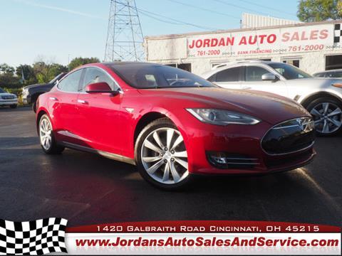 2014 Tesla Model S for sale in Cincinnati, OH