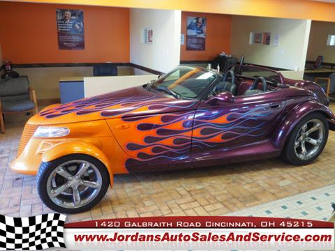 1999 Plymouth Prowler for sale in Cincinnati, OH