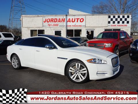 2012 Jaguar XJL For Sale In Cincinnati, OH