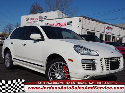 2010 Porsche Cayenne For Sale In Cincinnati Oh