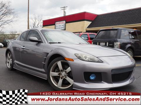 2004 Mazda RX 8 For Sale In Cincinnati, OH
