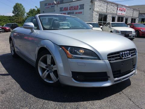 2009 Audi Tt Coupe For Sale