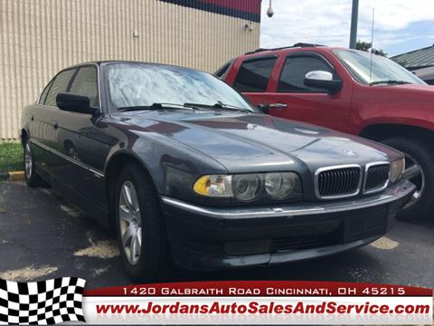 2001 BMW 7 Series for sale in Cincinnati, OH