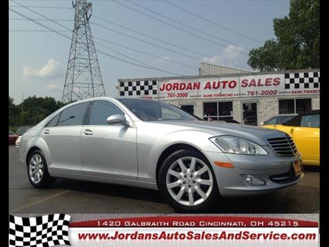 Used mercedes benz s class for sale in ohio for Used mercedes benz for sale in ohio