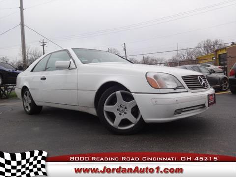 1997 Mercedes-Benz S-Class for sale in Cincinnati, OH