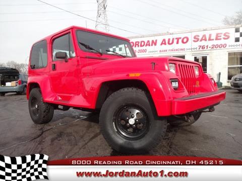 1993 Jeep Wrangler for sale in Cincinnati, OH