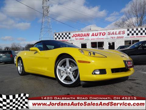 chevrolet corvette for sale in cincinnati oh. Black Bedroom Furniture Sets. Home Design Ideas