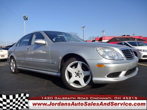 2003 Mercedes-Benz S-Class for sale in Cincinnati, OH