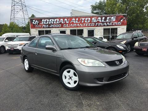 2005 Honda Civic for sale in Cincinnati, OH