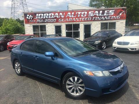 2010 Honda Civic for sale in Cincinnati, OH
