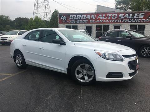 2014 Chevrolet Malibu for sale in Cincinnati, OH