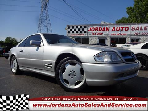 1998 Mercedes-Benz SL-Class for sale in Cincinnati, OH