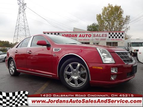 2011 Cadillac STS for sale in Cincinnati, OH