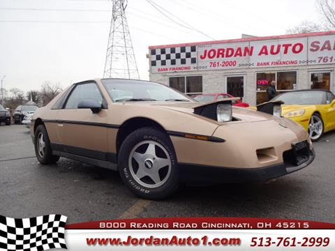 1986 Pontiac Fiero for sale in Cincinnati, OH