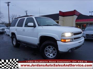 2004 Chevrolet Tahoe for sale in Cincinnati, OH
