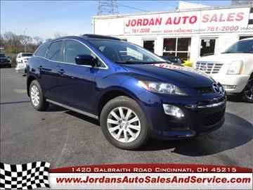 2012 Mazda CX-7 for sale in Cincinnati, OH