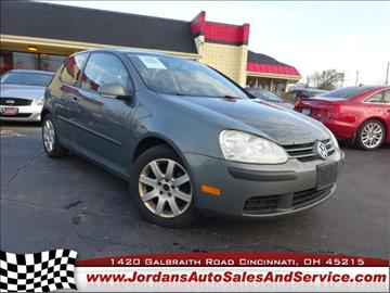 2008 Volkswagen Rabbit for sale in Cincinnati, OH