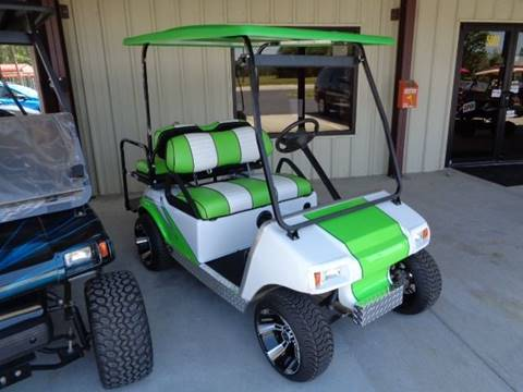 2018 Club Car White/Green for sale in Effingham, SC