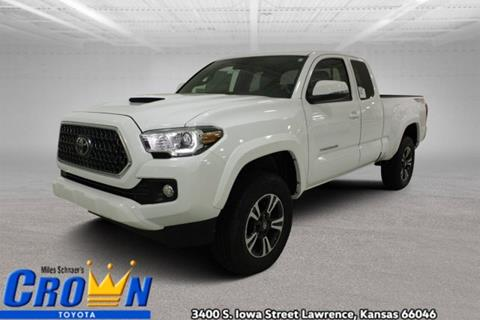 2018 Toyota Tacoma For Sale In Lawrence, KS