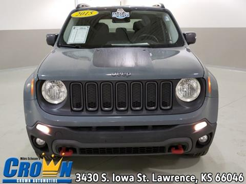 2015 Jeep Renegade for sale in Lawrence, KS