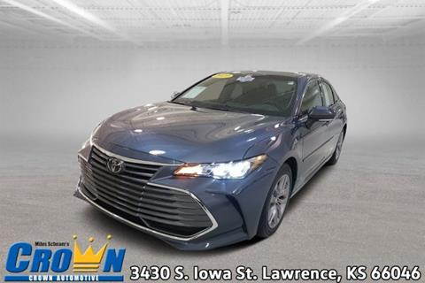 2019 Toyota Avalon for sale in Lawrence, KS