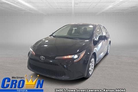 2020 Toyota Corolla for sale in Lawrence, KS