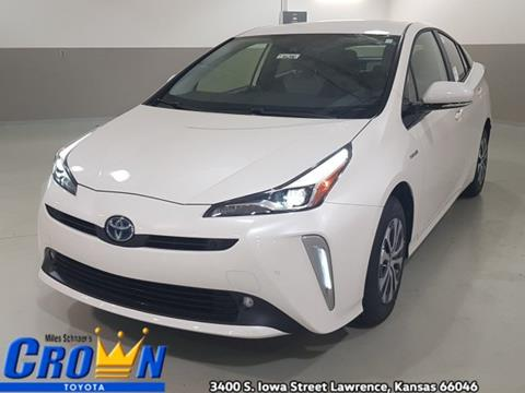2020 Toyota Prius for sale in Lawrence, KS