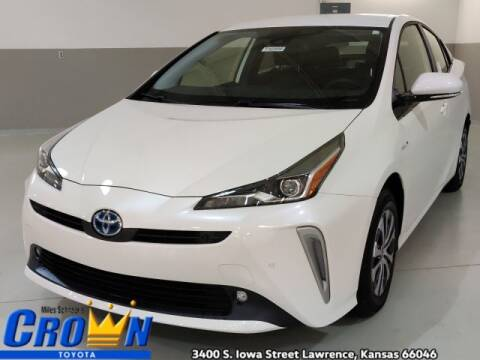 2020 Toyota Prius XLE AWD-e for sale at Crown Automotive of Lawrence Kansas in Lawrence KS