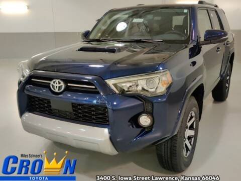 2020 Toyota 4Runner TRD Off-Road Premium for sale at Crown Automotive of Lawrence Kansas in Lawrence KS