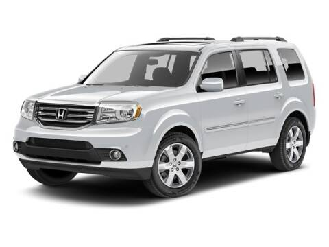 2013 Honda Pilot Touring for sale at Crown Automotive of Lawrence Kansas in Lawrence KS
