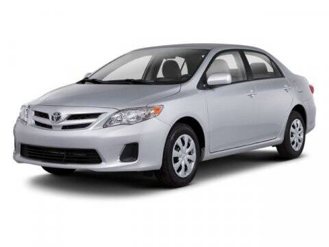 2012 Toyota Corolla for sale at Crown Automotive of Lawrence Kansas in Lawrence KS