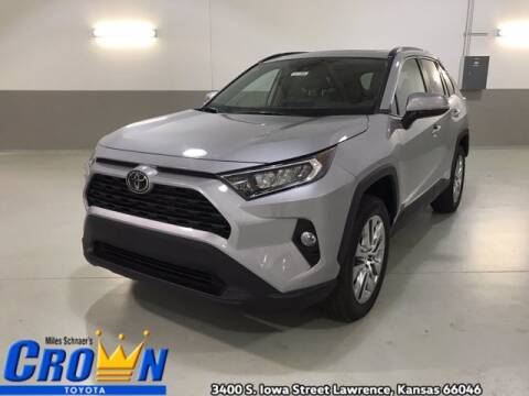 2020 Toyota RAV4 for sale at Crown Automotive of Lawrence Kansas in Lawrence KS