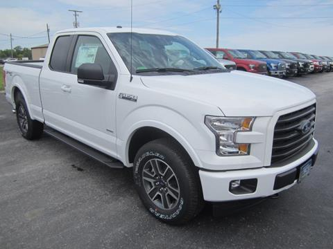 2017 Ford F-150 for sale in Paulding, OH