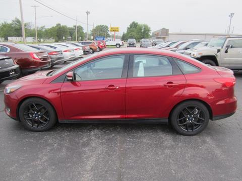2016 Ford Focus for sale in Paulding, OH