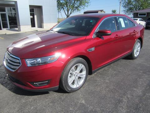 2017 Ford Taurus for sale in Paulding, OH