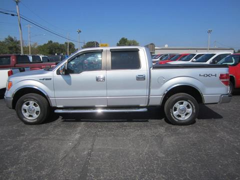 2010 Ford F-150 for sale in Paulding, OH