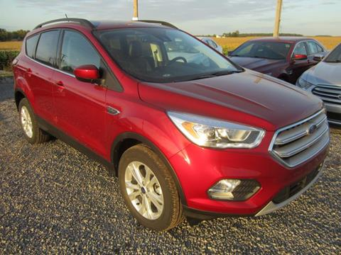 2018 Ford Escape for sale in Paulding, OH