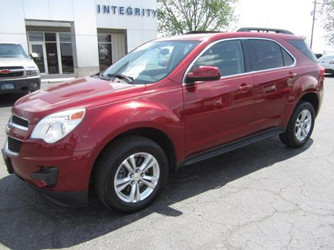 2010 Chevrolet Equinox for sale in Paulding, OH