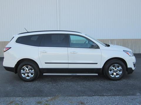 2014 Chevrolet Traverse for sale in Paulding, OH