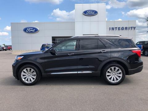 2020 Ford Explorer for sale in Paulding, OH