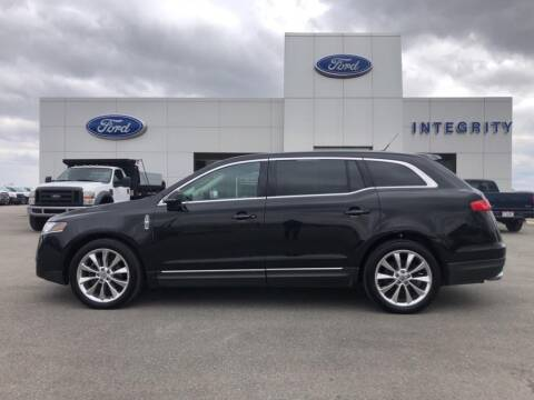 2012 Lincoln MKT EcoBoost for sale at Integrity Ford Inc in Paulding OH