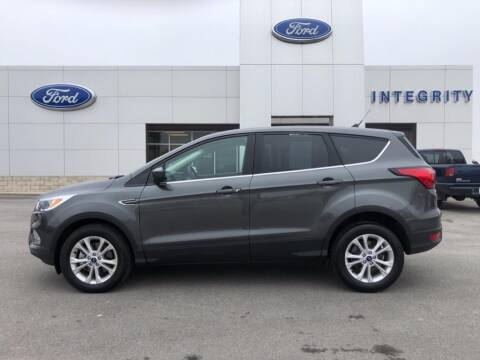2019 Ford Escape SE for sale at Integrity Ford Inc in Paulding OH