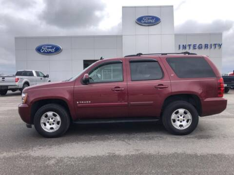 2009 Chevrolet Tahoe for sale at Integrity Ford Inc in Paulding OH